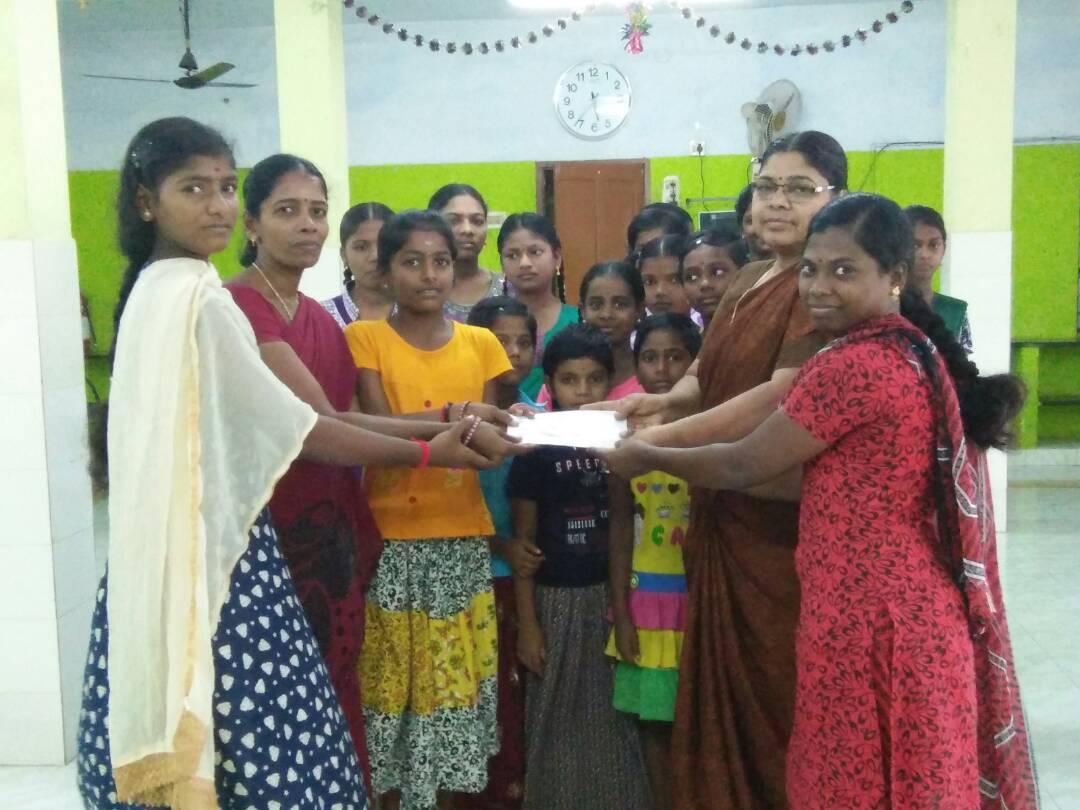 Udhavum Ullangal Illam : Helping Hearts Home,orphan children chennai
